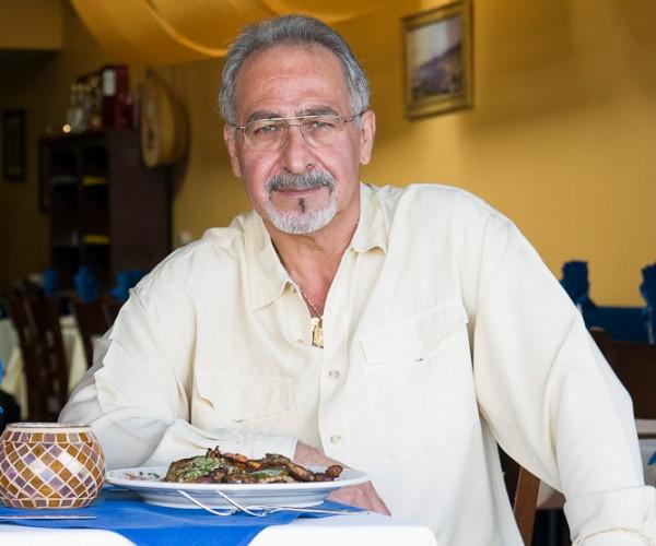 Mike Rhayem, Ower Cedars Restaurant